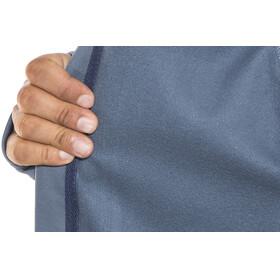 North Bend Vector Stretchfleece Hoodie Herren taubenblau